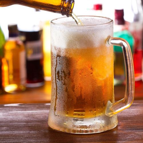 Alkoholfreie Flaschenbiere• 0,33 l